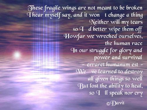 gedicht moed toespreken